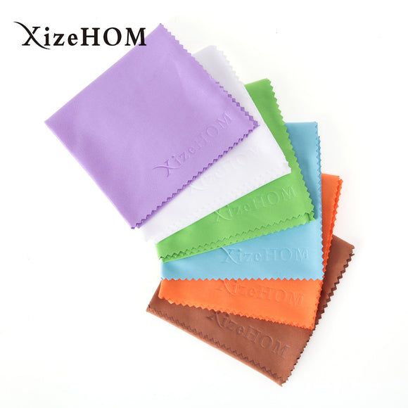 2pk of Microfiber Cleaning cloth for Eyeglasses (12