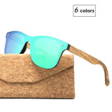 BFW1504 Frameless polarized sunglasses - Unisex