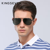 Al-Mg Polarized Mens Driving Sunglasses