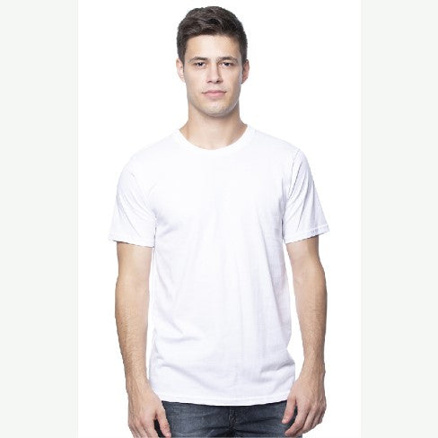 100% Organic Cotton Crew Neck T-shirt