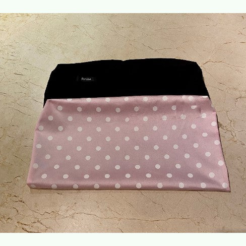 Pink Polka Dot Dog Bed and Cat Bed Duvet Cover