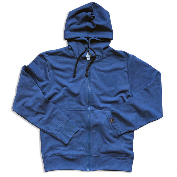 Men's Soft Zip Up Hoodie 100% Recycled