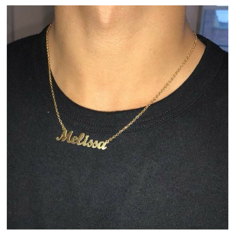 ace200cdd4874 Custom Name Necklace
