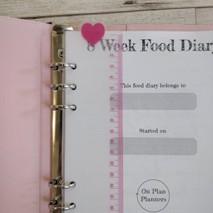 Organiser Heart Ruler