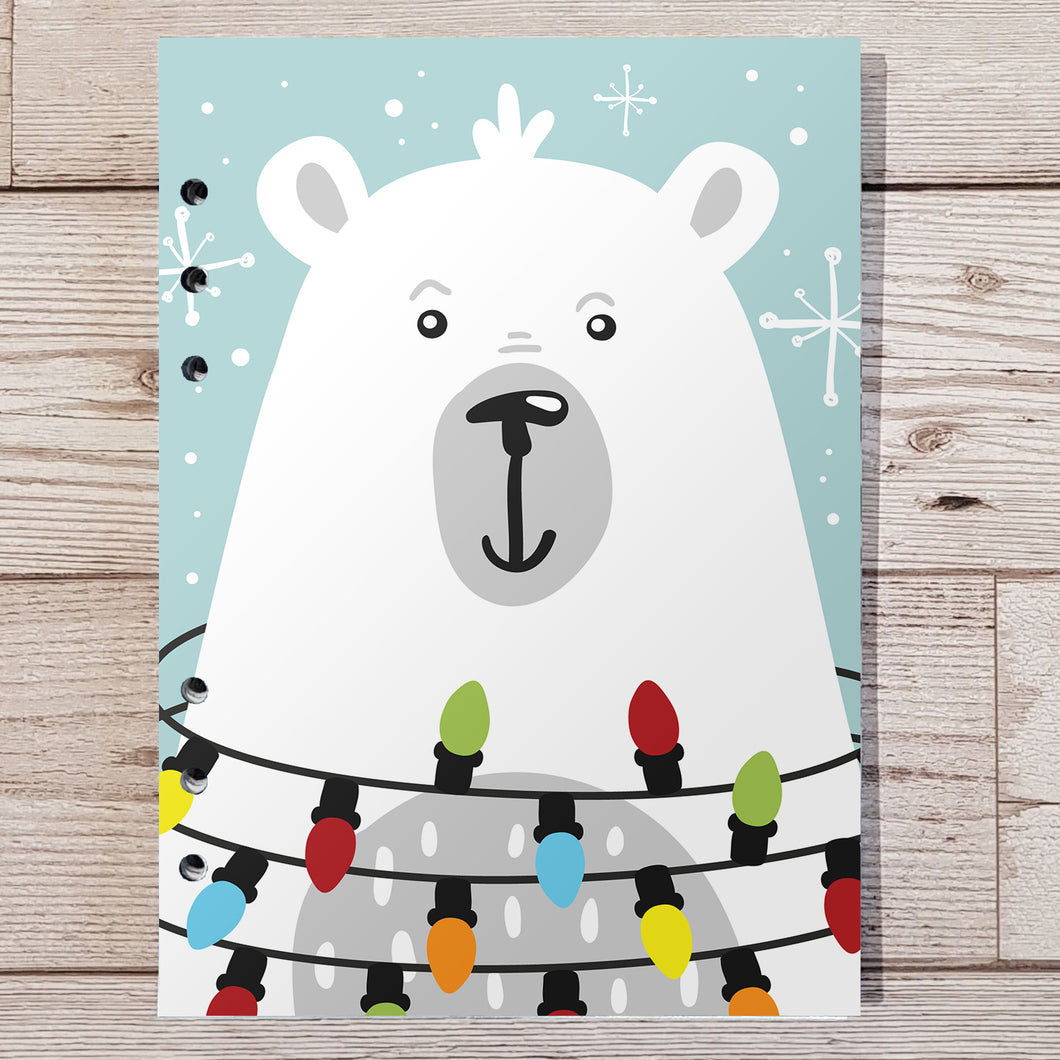 Polar Bear 8 and 12 Week Organiser Refill
