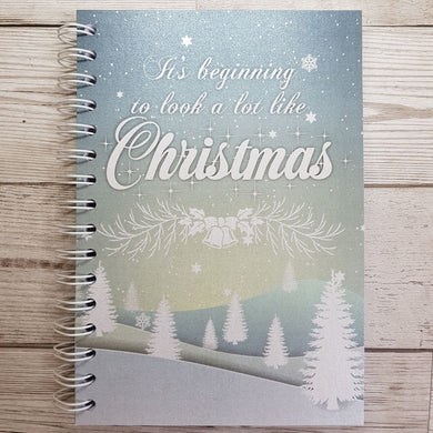 Its beginning to look like Christmas 8 and 12 Week Food Diary