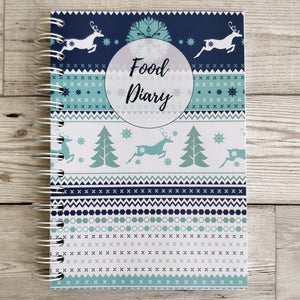 Christmas Jumper 8 and 12 Week Food Diary