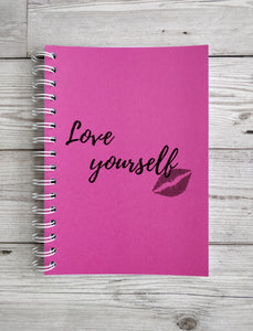 Pearlised Love Yourself 8 Week Food Diary