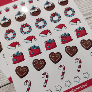 Christmas Stickers - CHR 001