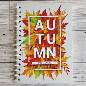 Autumn Leaves 6 Month Maintenance Diary