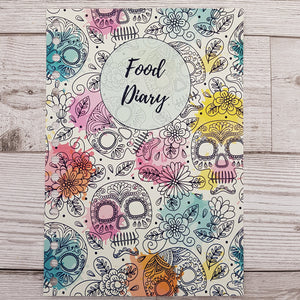 Skulls 12 Week Food and Daily Life Diary