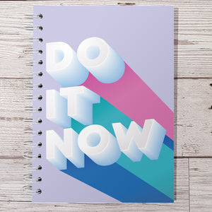 Do It Now 8 and 12 Week Food Diary