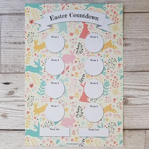 Easter 8 Week Countdown