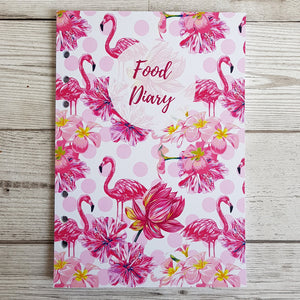 Pink Flamingo 8 and 12 Week Organiser Refill
