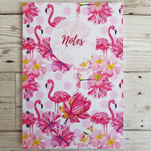 Pink Flamingo Note and To-do Pad