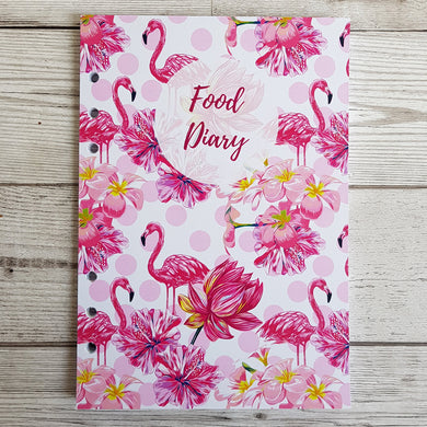 Pink Flamingo 6 Months Maintenance Diary Inserts