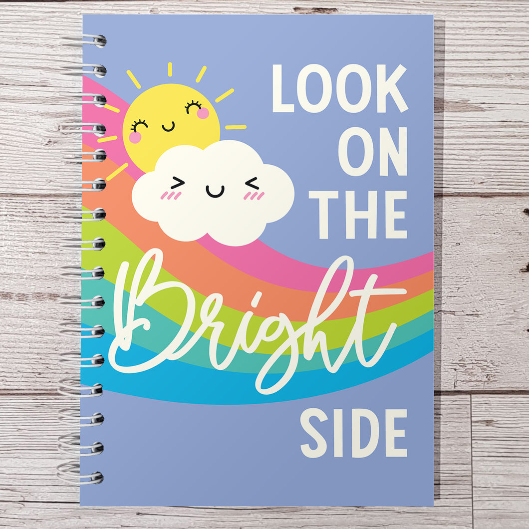 Look on the bright side 8 and 12 Week Food Diary