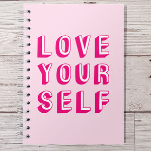 Love Yourself 8 and 12 Week Food Diary