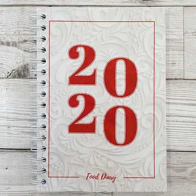 2020 8 and 12 Week Food Diary