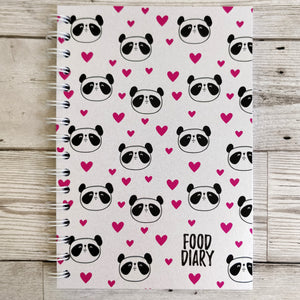 Panda 12 Week Food and Daily Life Diary