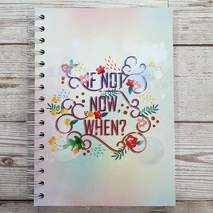 If Not Now When? 8 and 12 Week Food Diary