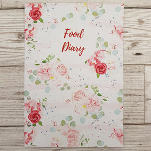 Pink Floral 8 and 12 Week Organiser Refill