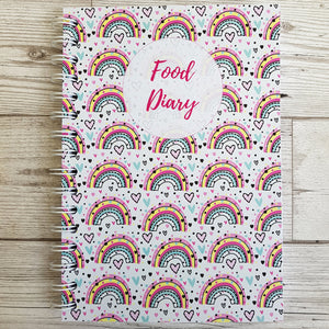 Rainbows 12 Week Food and Daily Life Diary
