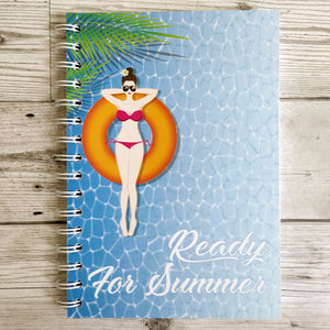 Ready for Summer 8 Week Food Diary