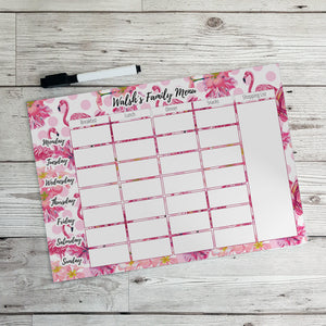 Personalised Reusable Planners