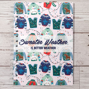 Sweater weather 12 Week Food and Daily Life Diary