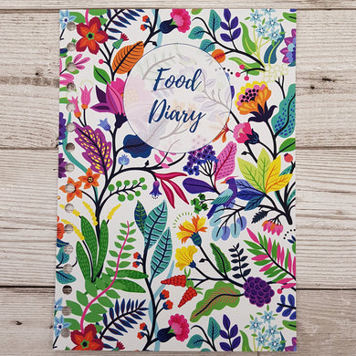 Tropical 12 Week Food and Daily Life Diary