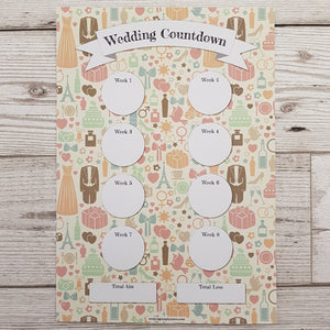 Wedding Countdowns