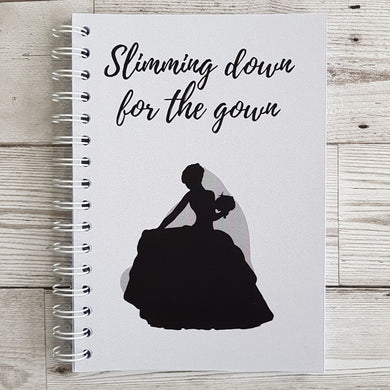 Slimming down for the gown 12 Week Food Diary