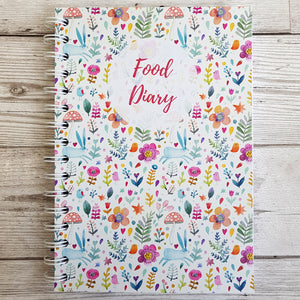 Woodland 8 and 12 Week Food Diary