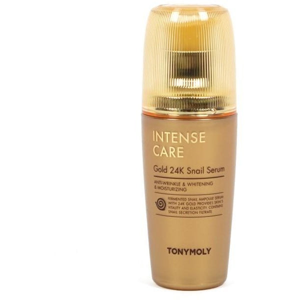 TONY MOLY  24k  Intense Care Gold 24K Snail Serum - hada kin