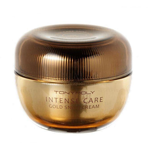 TONY MOLY Intense Care Gold Snail Cream - hada kin