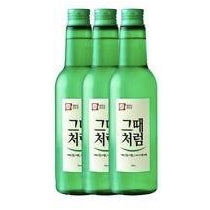 Label Young Shocking Soju Skin 310ml - hada kin