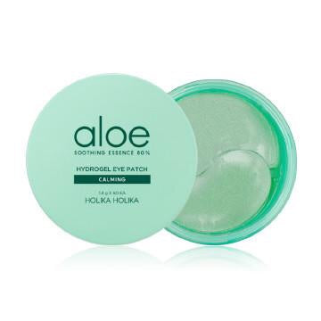 HOLIKA HOLIKA Aloe Soothing Essence 80% Hydrogel Eye Patch 60pcs