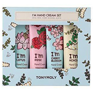 TONY MOLY - Set of 4 I'm Hand Cream