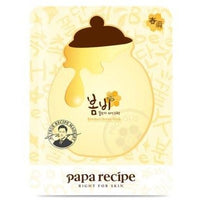 Papa Recipe Bombee Honey Sheet Mask - hada kin