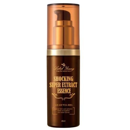 Label young Shocking Super Extract Essence - hada kin