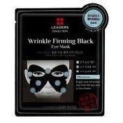 Leaders  Insolution Wrinkle Firming Black Eye Mask 10ml - hada kin