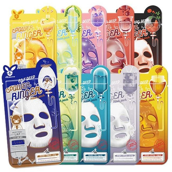 Elizavecca power ringer masks