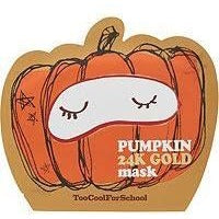 Too Cool for School 24k Pumpkin Mask