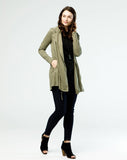 Respect Jacket Cardigan By Elegantees