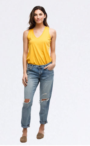 Gennie Slouch Jeans