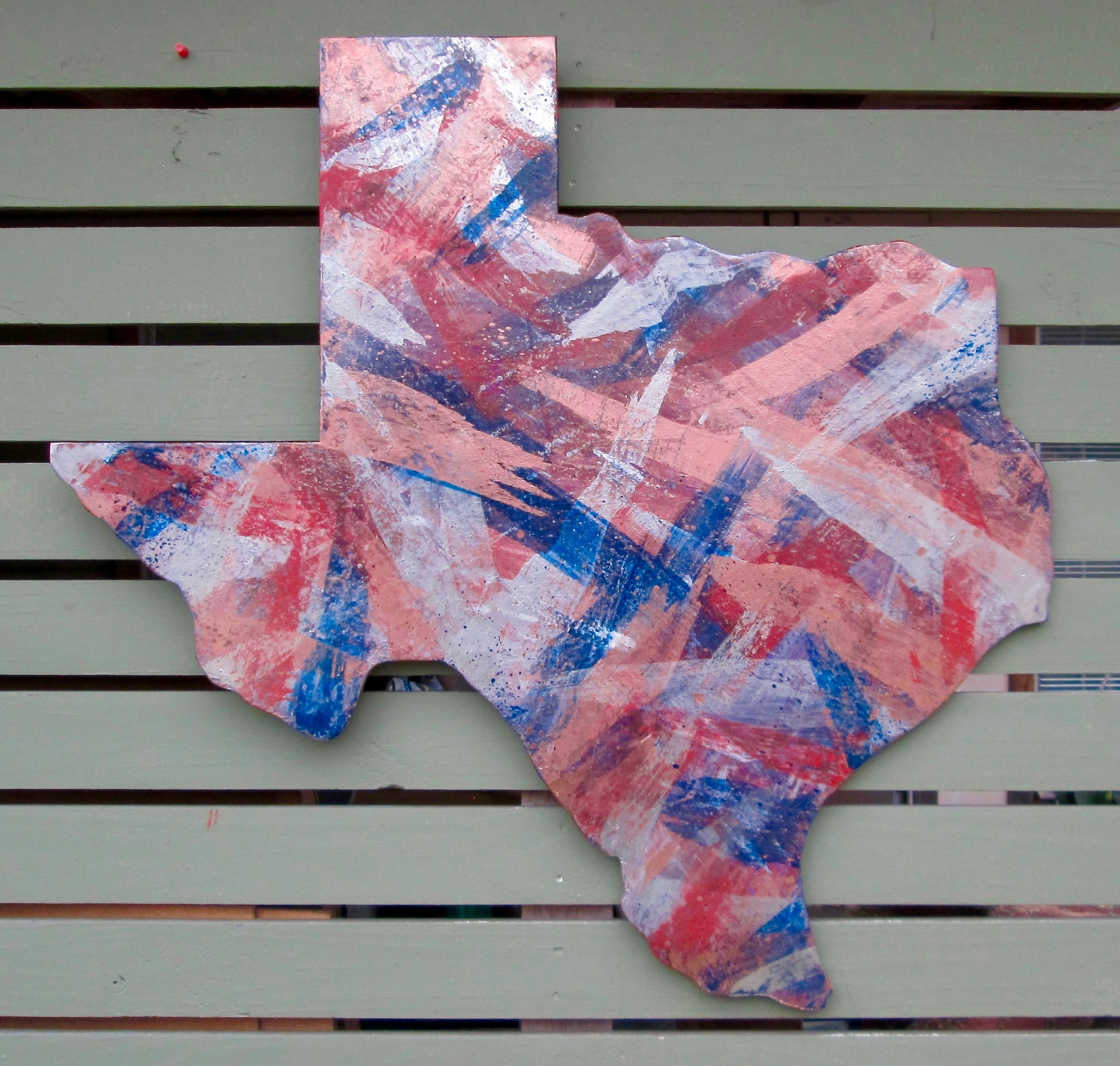 Abstract Texas