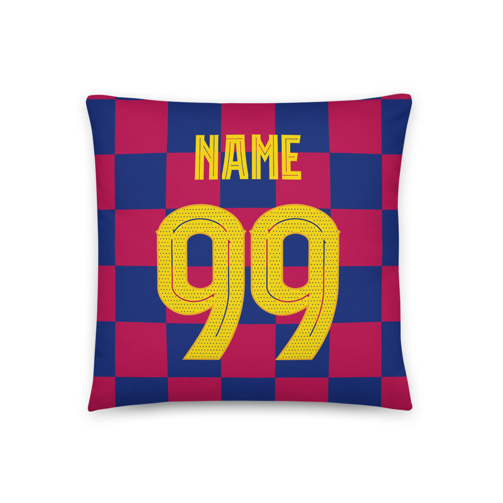 Barcelona 19/20 Home Pillow