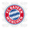 FC Bayern Munich Removable Vinyl Sticker Decal