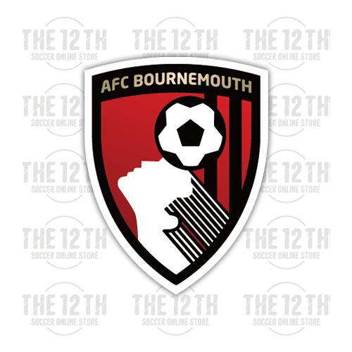 Bournemouth Removable Vinyl Sticker Decal - 12 Soccer Tee